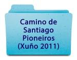 camino santiago pioneiros