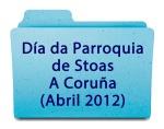 dia da parroquia de stoas 2012