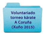voluntariado karate